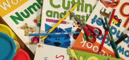 Pre-prep, assessment, workbooks, cutting